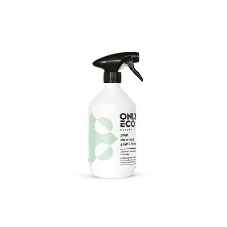 PŁYN DO MYCIA SZYB I LUSTER ONLY ECO 500 ml