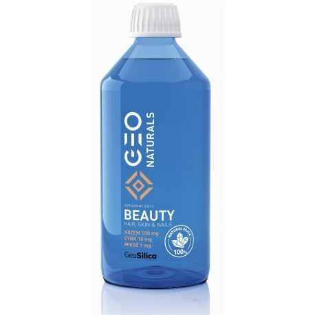 GEONATURALS SILICA BEAUTY 500 ml